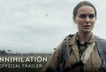 annihilation trailer