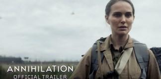 annihilation trailer