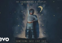 "The Chainsmokers & Coldplay ""Something Just Like This"" Spotify"