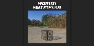 McCafferty and Heart Attack Man split