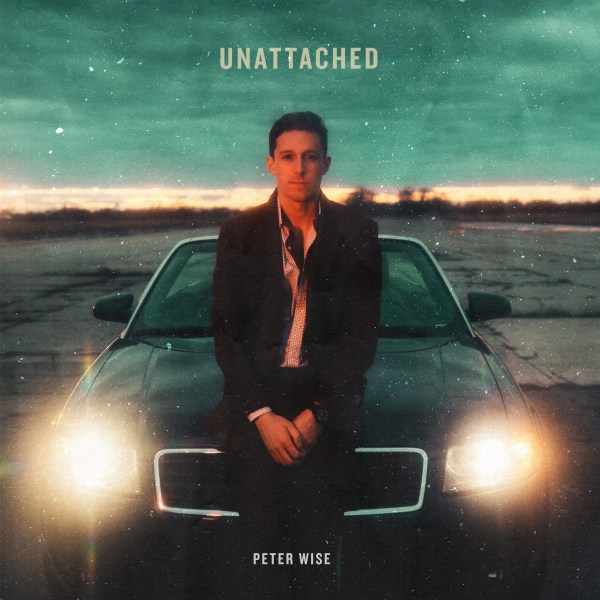 peter wise unattached cover