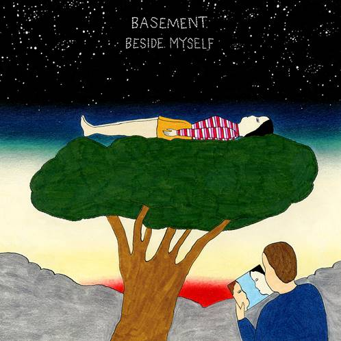 basement album cover