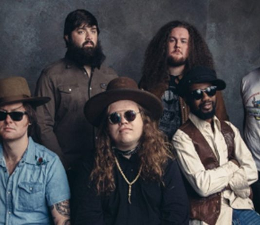 The Marcus King Band, Marcus King Band
