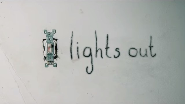 Lights Out Title