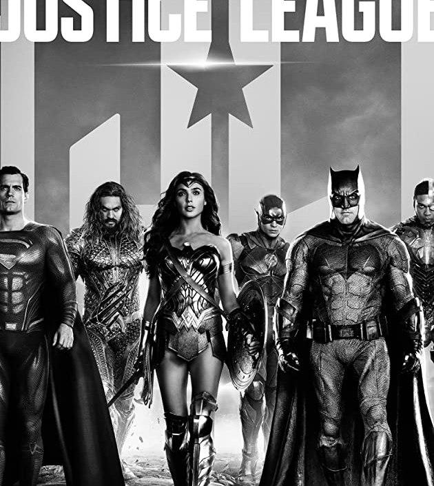 Justice League Snyders Cut (2021): จัสติซ ลีก ของ แซ็ค สไนเดอร์