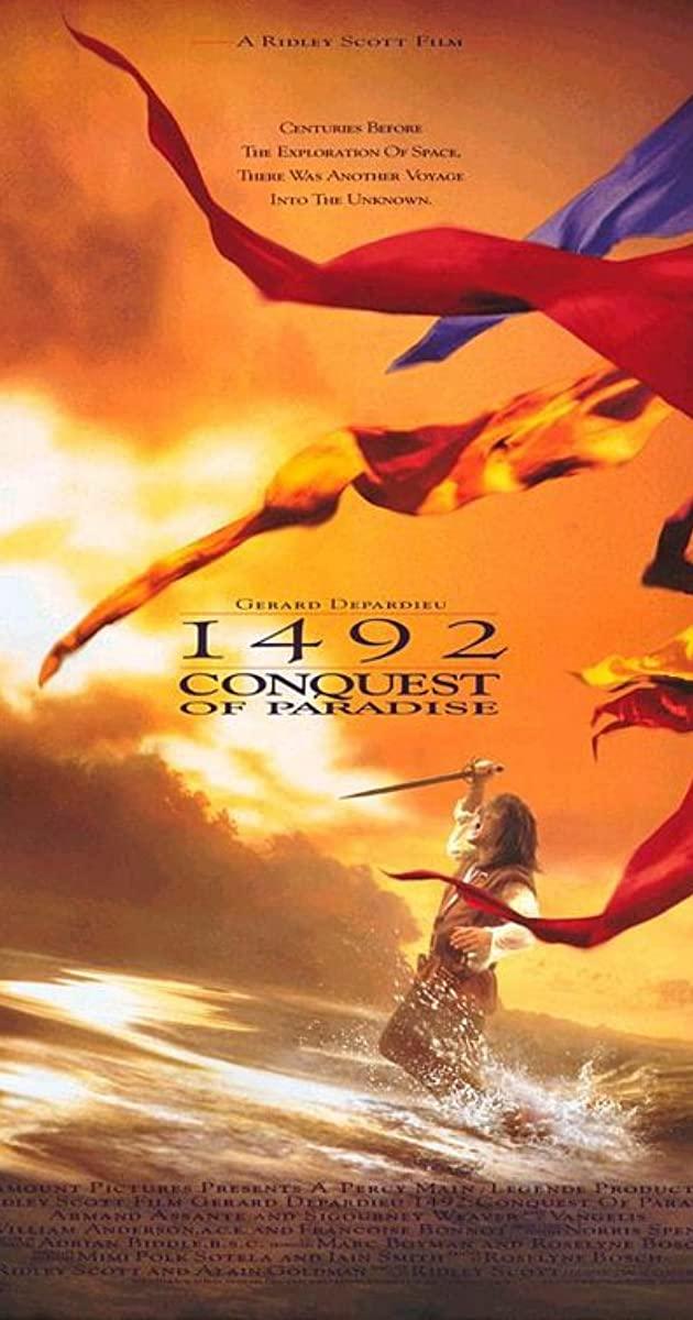 1492: Conquest of Paradise (1992): ศตวรรษตัดขอบโลก