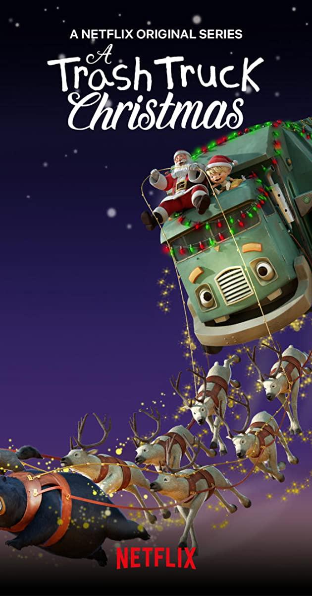 A Trash Truck Christmas (2020): แทรชทรัค คู่หูมอมแมมฉลองคริสต์มาส