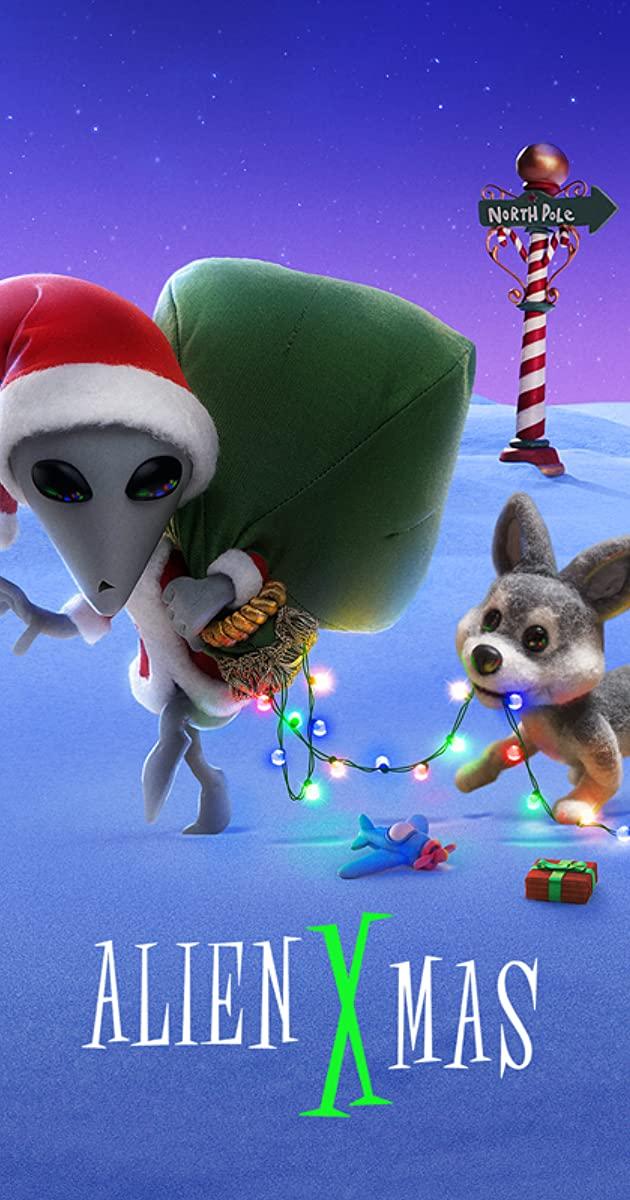 Alien Xmas (2020): คริสต์มาสฉบับต่างดาว