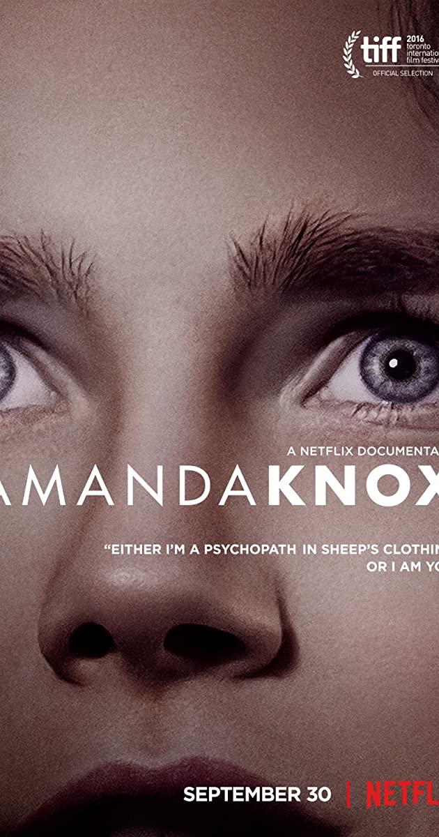 Amanda Knox (2016): อแมนดา น็อกซ์
