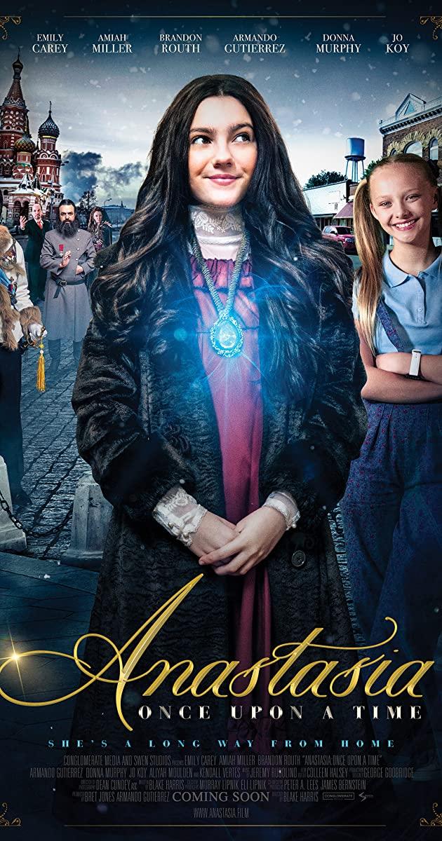 Anastasia Once Upon a Time 2020