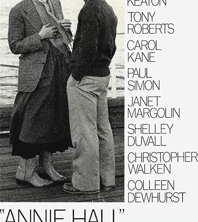 Annie Hall (1977): เรื่องเล่าความรัก (ตัวเอง) ของฉัน ในวันที่เธอไม่อยู่