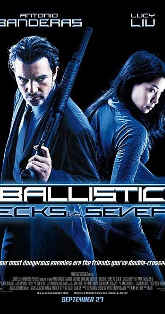 Ballistic Ecks vs. Sever (2002)