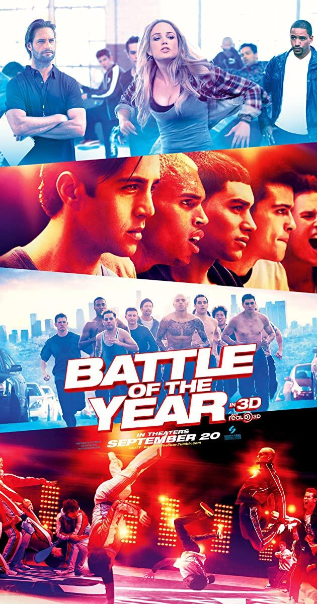 Battle of the Year (2013): สมรภูมิเทพ สเต็ปทะลุเดือด