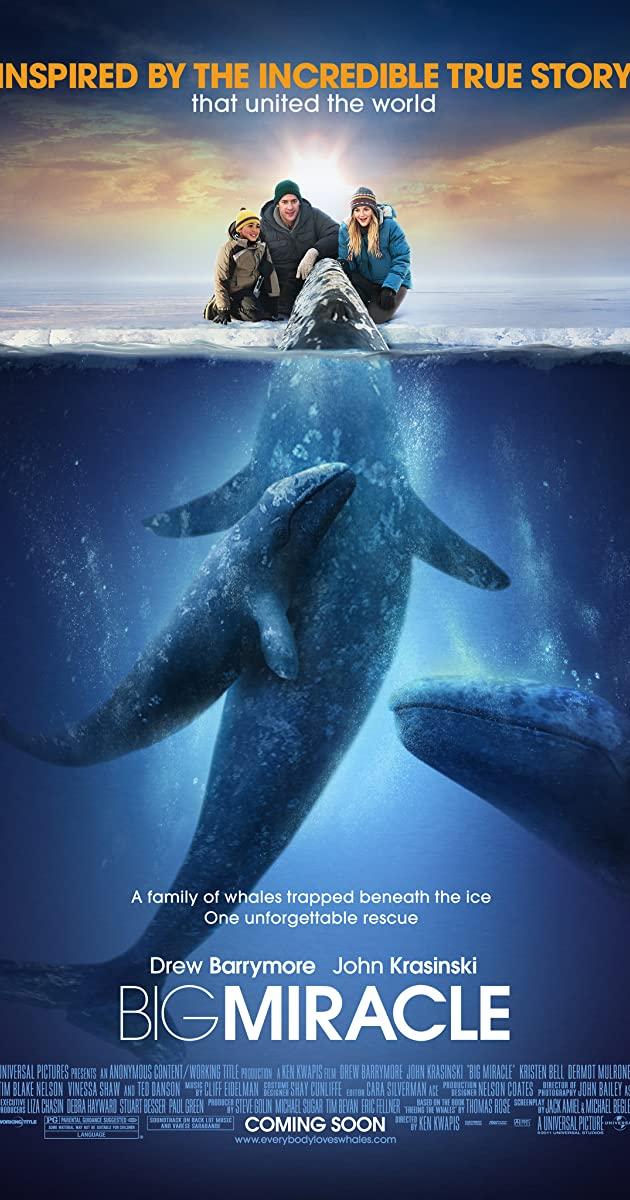 Big Miracle (2012): ปาฏิหาริย์วาฬสีเทา