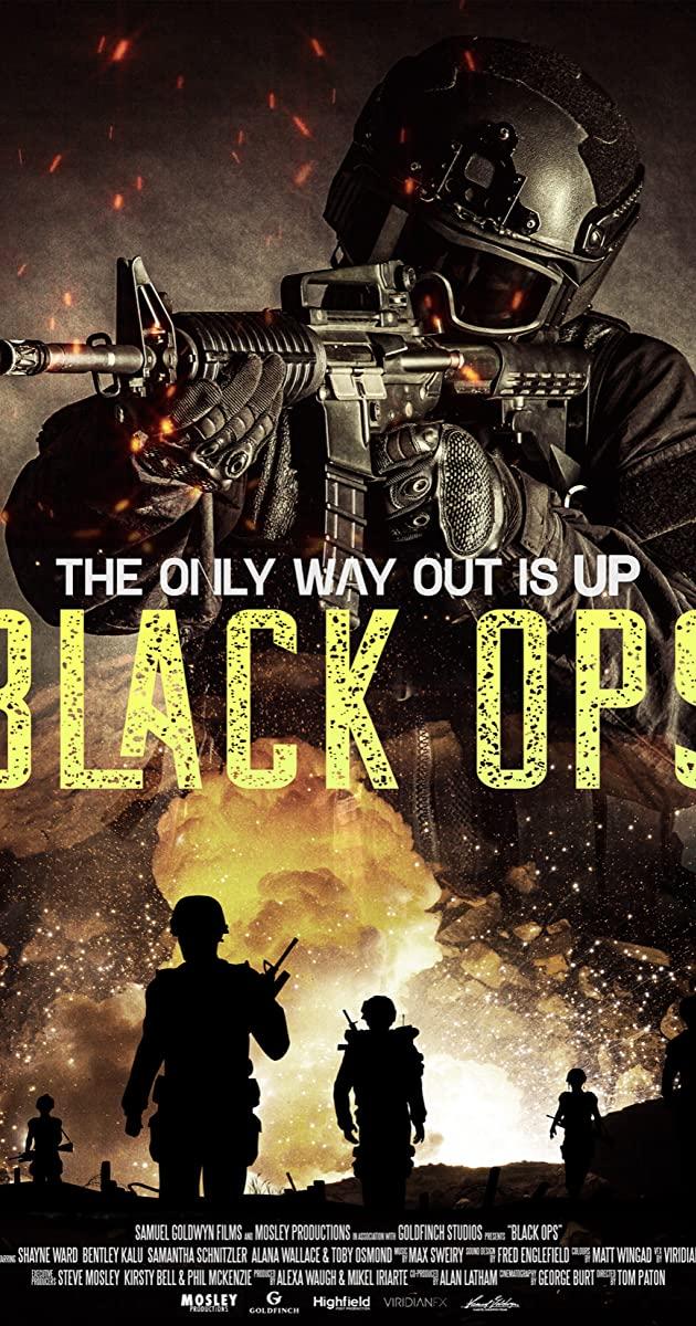 Black Ops (2019): ทีมพิฆาตฝ่าคำสาปมรณะ
