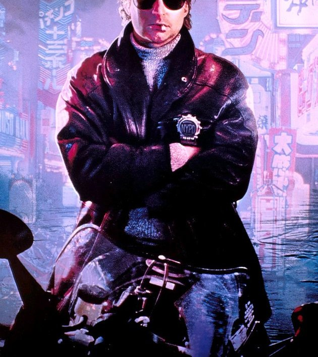 Black Rain (1989) : ฝนเดือด