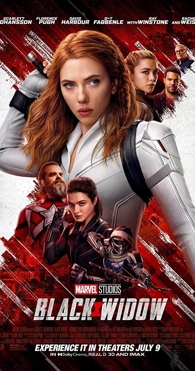 Black Widow (2021)- แบล็ค วิโดว์