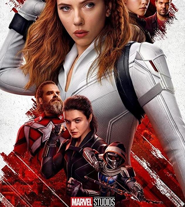 Black Widow (2021): แบล็ค วิโดว์