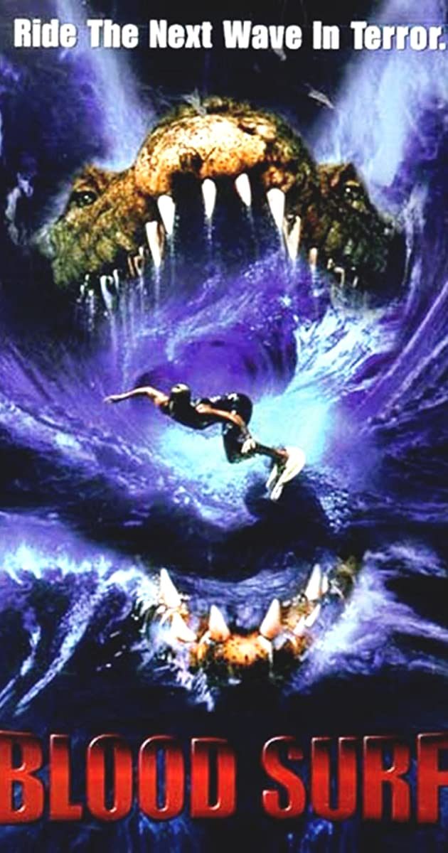 Blood Surf (2000): โคตรไอ้เข้ อสูรกาย 100 ปี