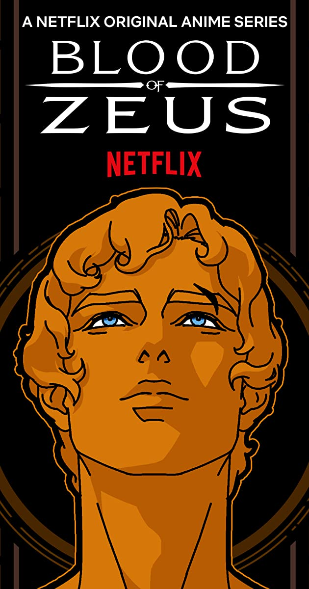 Blood of Zeus TV Series (2020): มหาศึกโลหิตเทพ
