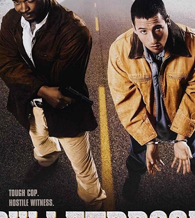 Bulletproof (1996): คู่ระห่ำ ซ่าส์ท้านรก