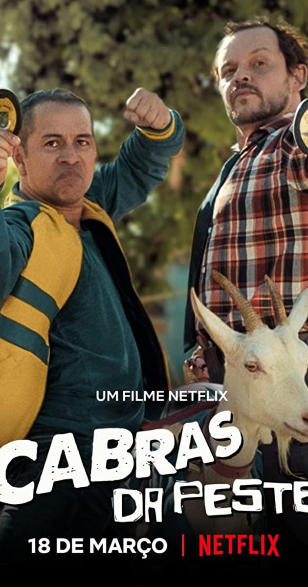 Cabras da Peste (2021): คู่ยุ่งตะลุยหาแพะ