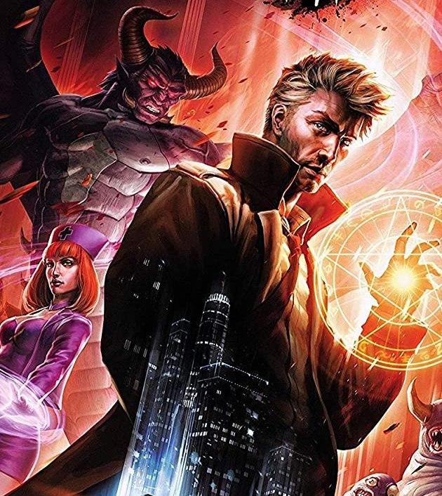 Constantine: City of Demons - The Movie (2018): นครแห่งปีศาจ เดอะมูฟวี่
