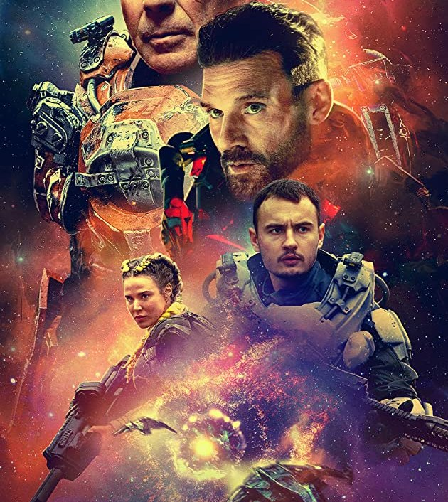 Cosmic Sin (2021): ภารกิจคนอึด ฝ่าสงครามดวงดาว
