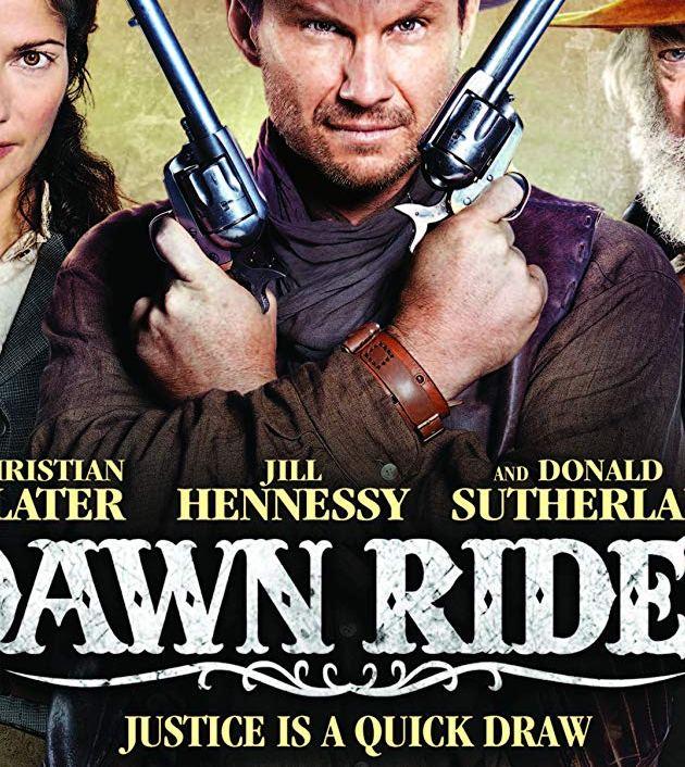 Dawn Rider (2012): สิงห์แค้นปืนโหด