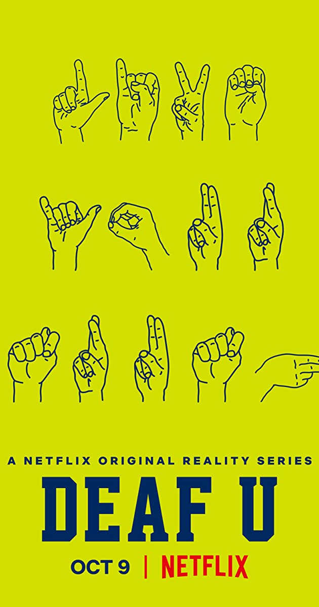 Deaf U TV Series (2020)