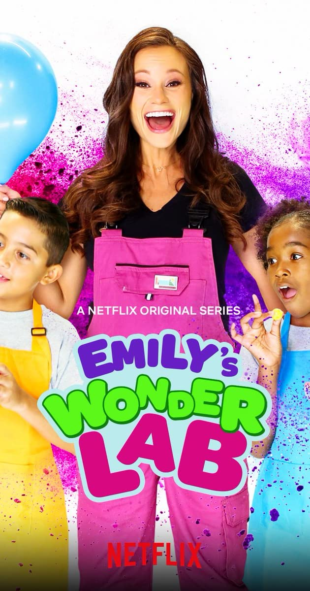 Emily's Wonder Lab TV Series (2020): ห้องทดลองมหัศจรรย์