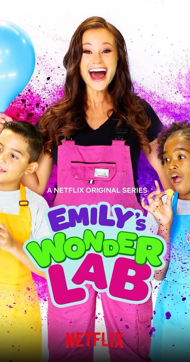 Emily's Wonder Lab TV Series (2020)