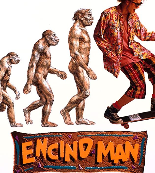 Encino Man (1992): มนุษย์หินแทรกรุ่น