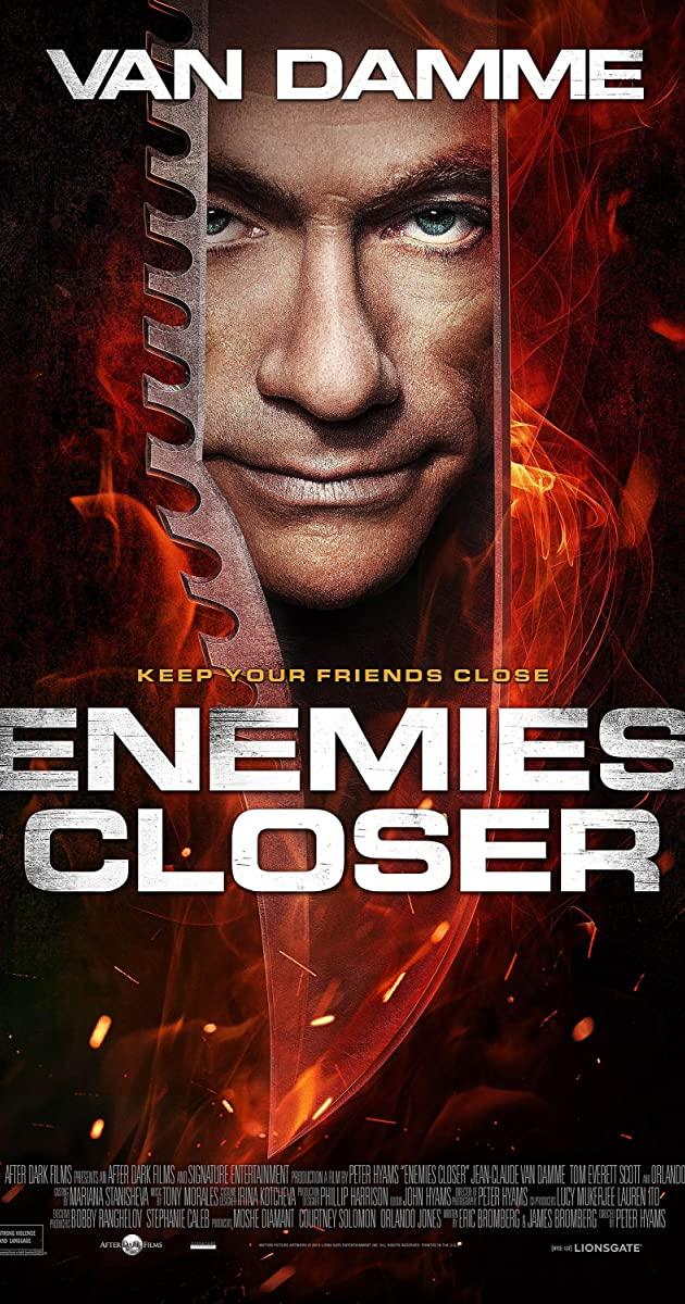 Enemies Closer (2013): 2 คนโค่นโคตรมหาประลัย