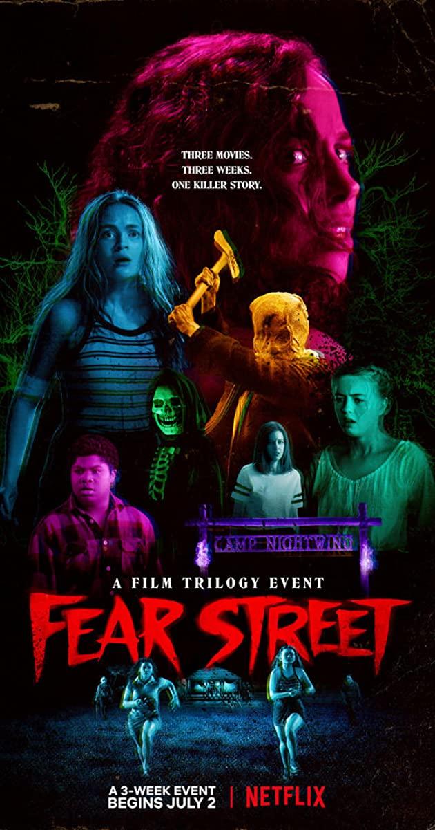 Fear Street Part 1: 1994 (2021): ถนนอาถรรพ์ ภาค 1: 1994