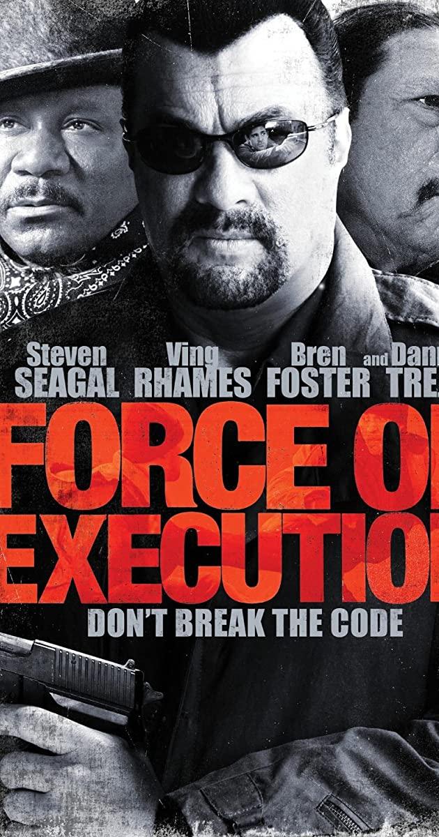 Force Of Execution (2013): มหาประลัยจอมมาเฟีย