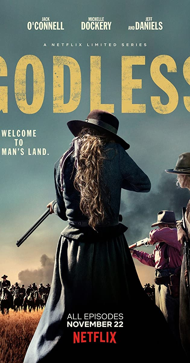 Godless TV Mini-Series (2017): ปฐพีเถื่อน