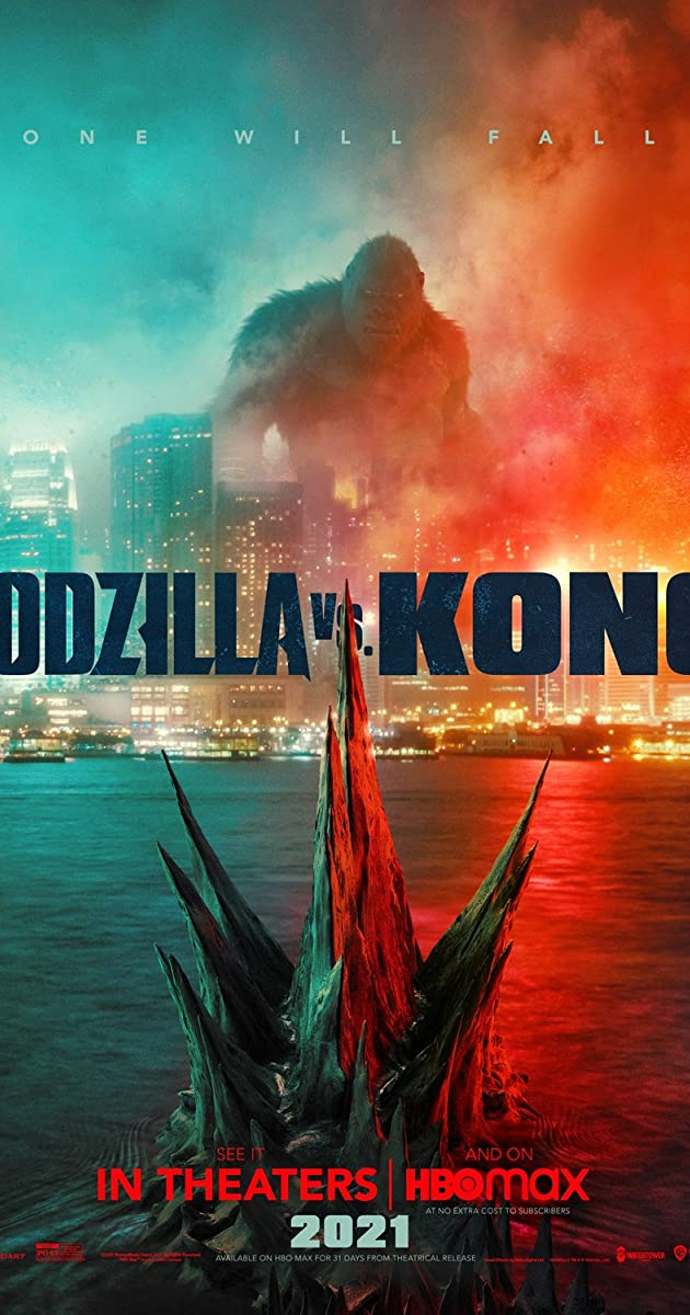 Godzilla vs. Kong (2021): ก็อดซิลล่า ปะทะ คิงคอง