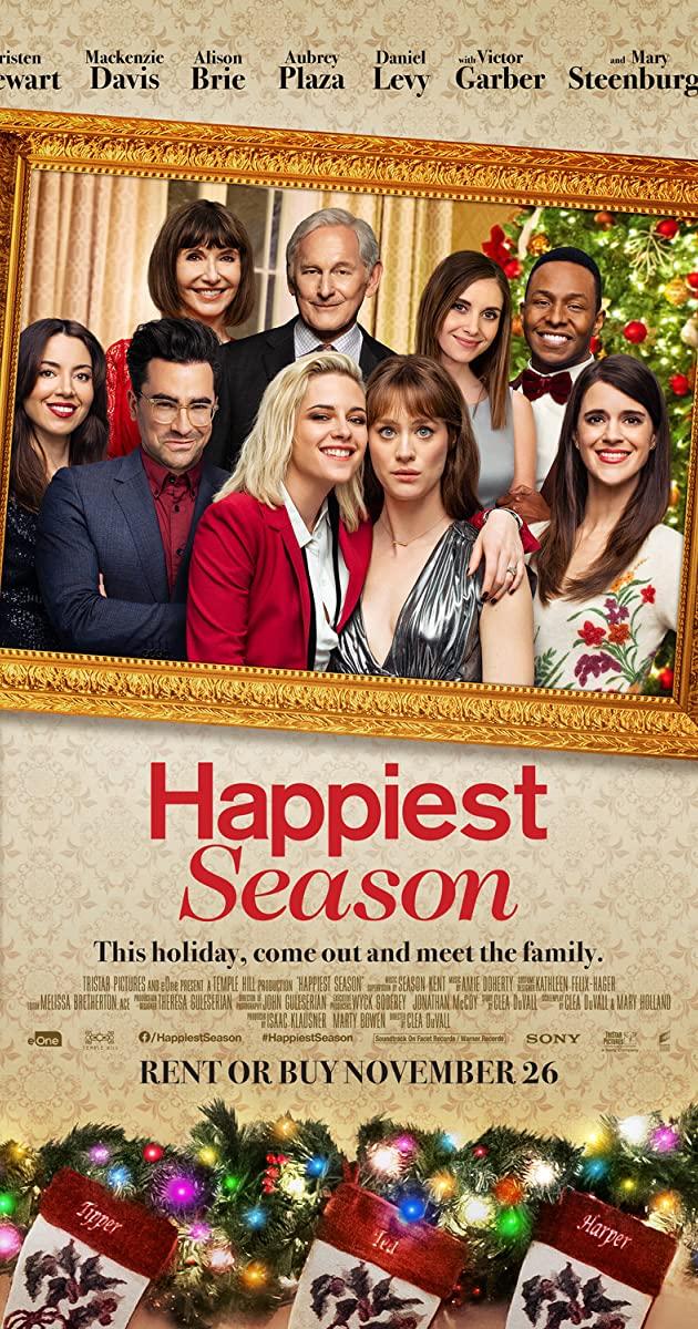 Happiest Season (2020): ไม่มีฤดูไหนไม่รักเธอ