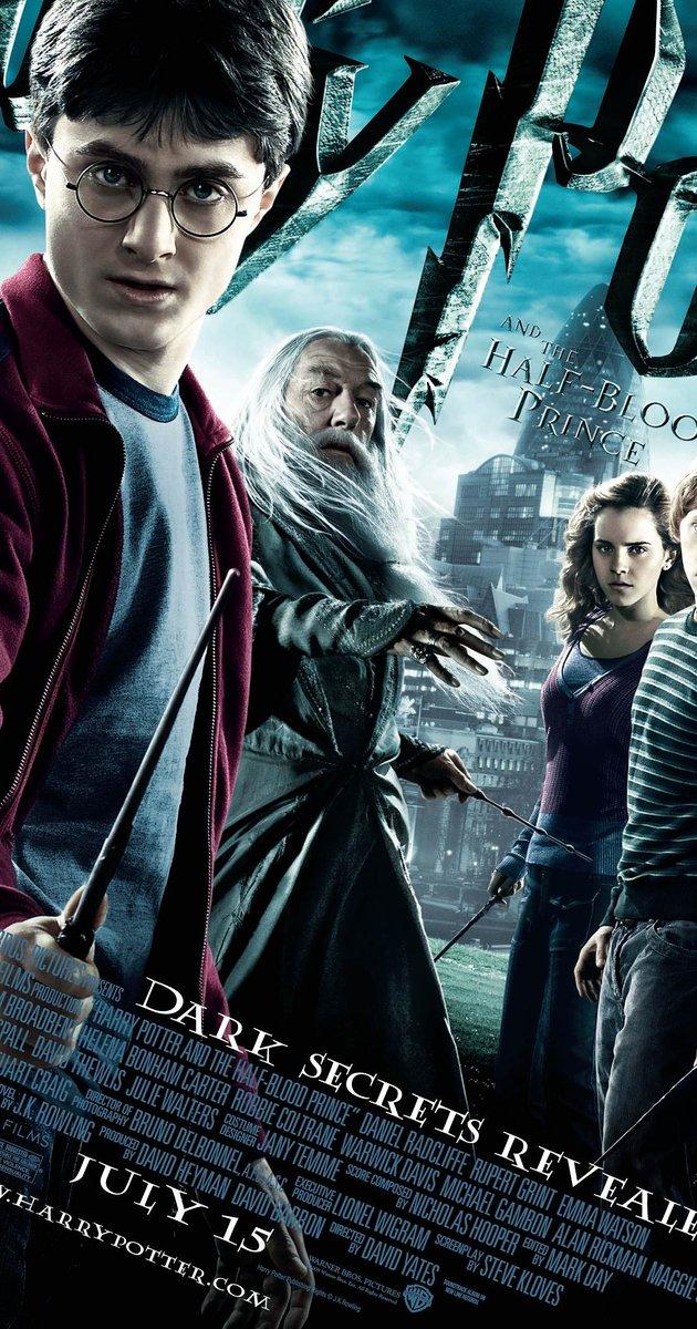 Harry Potter and the Half-Blood Prince (2009): แฮร์รี่ พอตเตอร์กับเจ้าชายเลือดผสม
