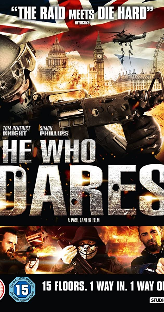 He Who Dares (2014): โคตรคนกล้า ฝ่าด่านตึกนรก