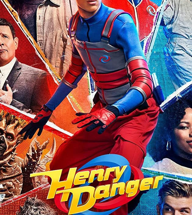 Henry Danger TV Series (2014): เฮนรี่ เจ้าหนูซูเปอร์ฮีโร่