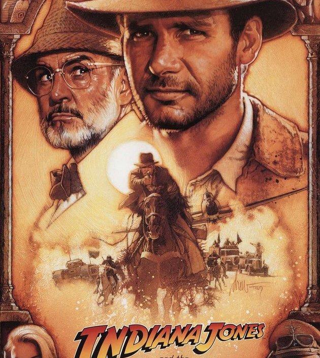 Indiana Jones and the Last Crusade (1989) : ขุมทรัพย์สุดขอบฟ้า 3 ศึกอภินิหารครูเสด