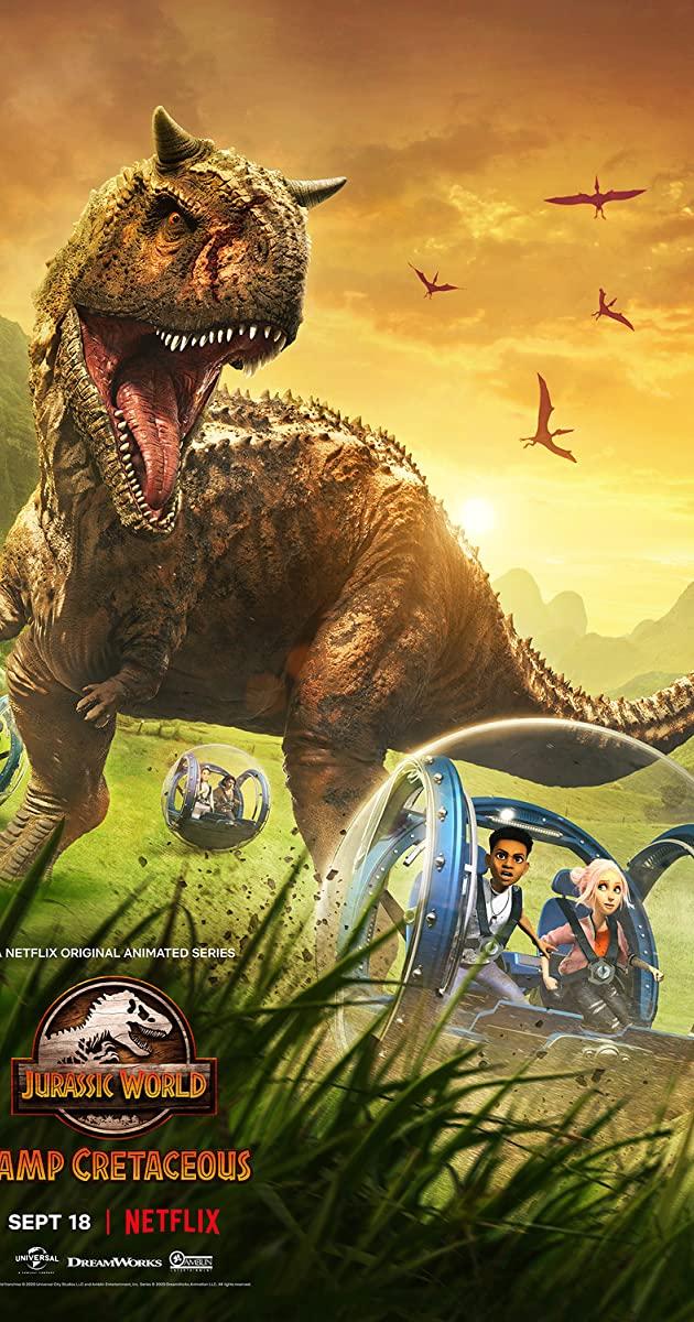 Jurassic World Camp Cretaceous TV Series (2020)