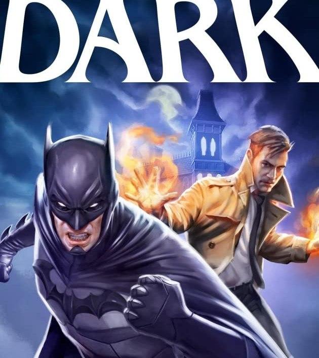 Justice League Dark (2017): จัสติซ ลีก สงครามมนต์ดำ