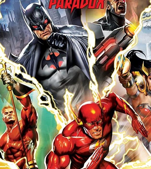 Justice League: The Flashpoint Paradox (2013): จุดชนวนสงครามยอดมนุษย์