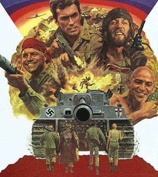 Kelly's Heroes (1970) :  เดนทมิฬนิรนาม