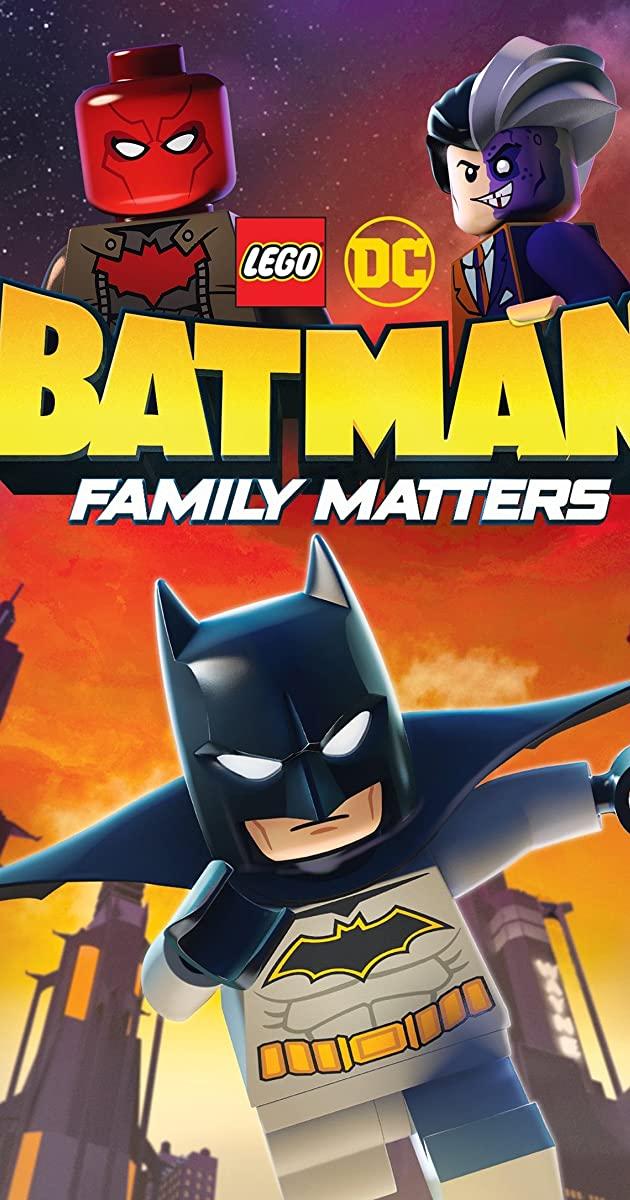 LEGO DC Batman Family Matters 2019