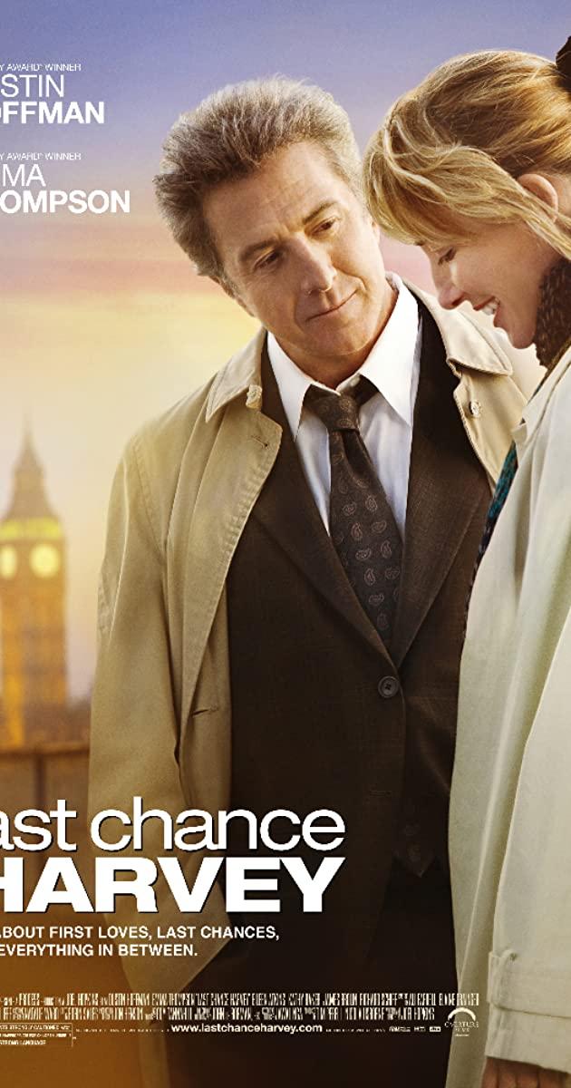 Last Chance Harvey (2008): ครั้งสุดท้ายที่หัวใจอยู่ปลายทาง