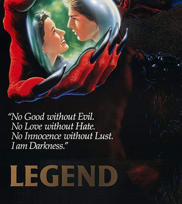 Legend (1985): ตำนานรักล้างคำสาป